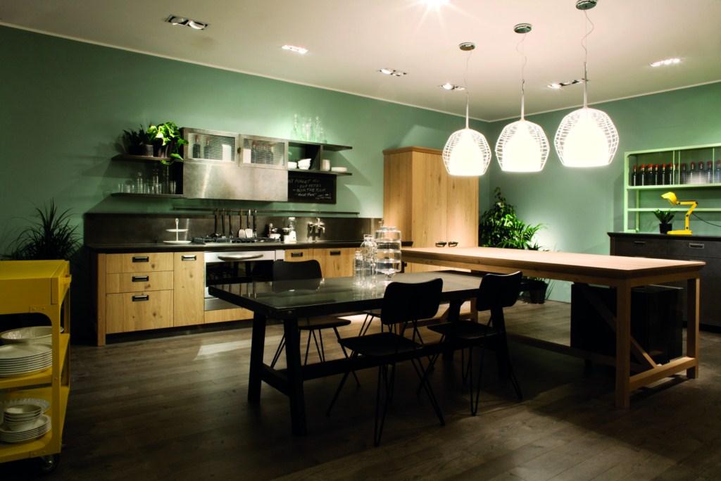 Nuova tendenza nelle cucine c 39 un tempo per ogni cosa - Sportelli cucina grezzi ...