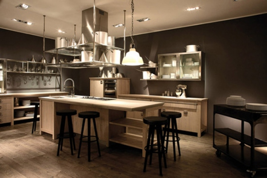 Nuova tendenza nelle cucine (?) | C'è un Tempo per ogni Cosa...