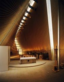 Dietro altare maggiore