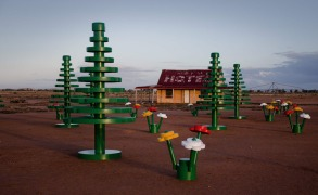 LEGO-Forest-Installation-In-Australia