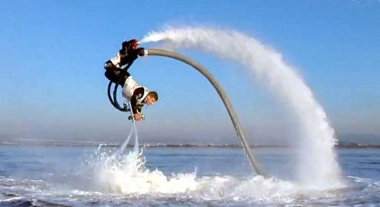 flyboard-demo