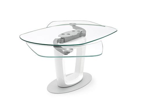Orbital tavolo firmato pininfarina calligaris table by for Tavolo orbital calligaris offerte