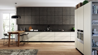 Scenery in Gres by Scavolini
