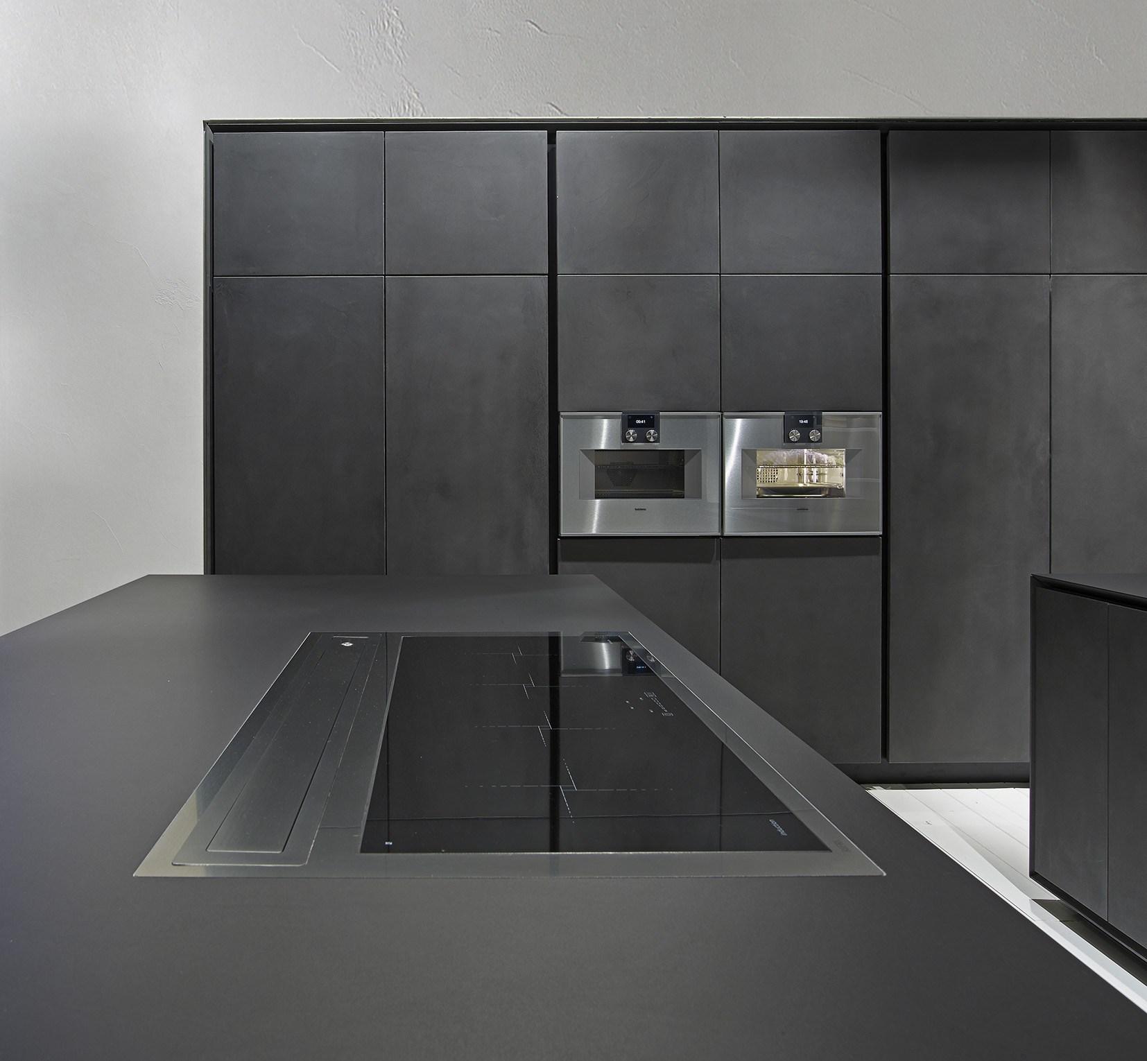 Nuova tendenza nelle cucine 2 c 39 un tempo per ogni cosa - Cucine in cemento ...